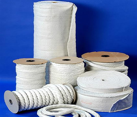 Ceramic Fiber Tape / Rope …
